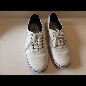 Llbean canvas sneakers